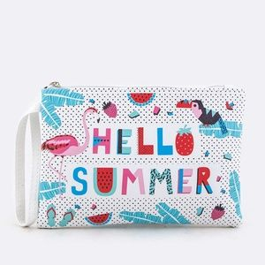 Handbags - SOLD OUT Hello Summer Wristlet
